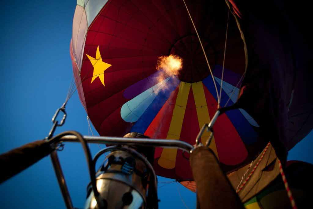 Hot Air Balloon Prices - Rancho Murieta, CA